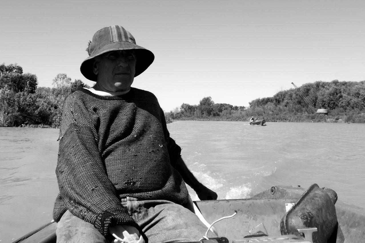 Junqueros, el río habla