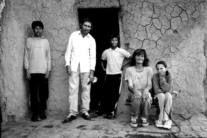 Retratos de Chaco