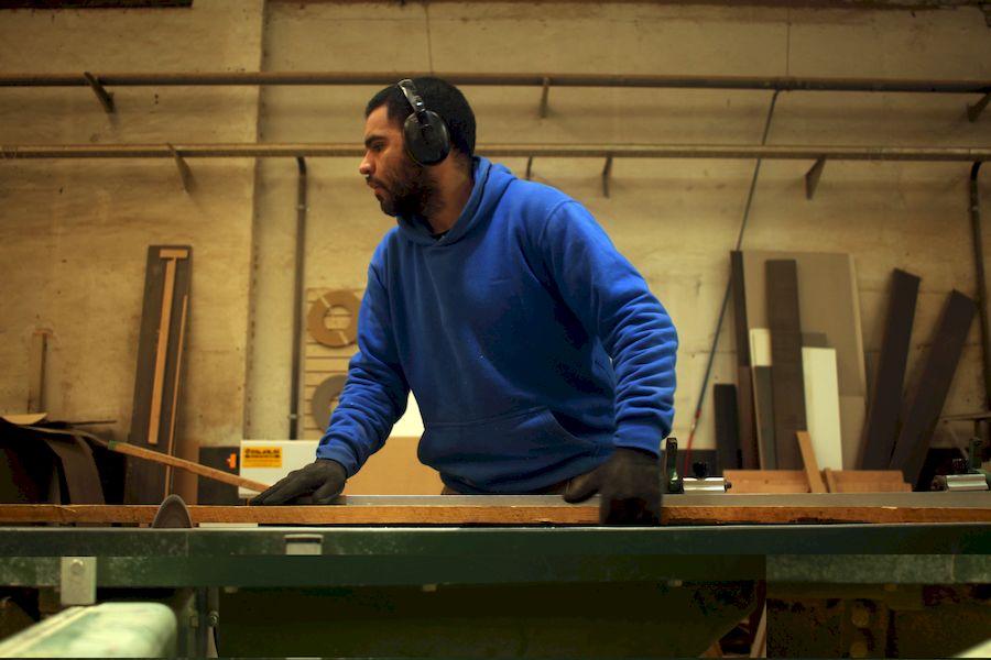 Aureo, el taller