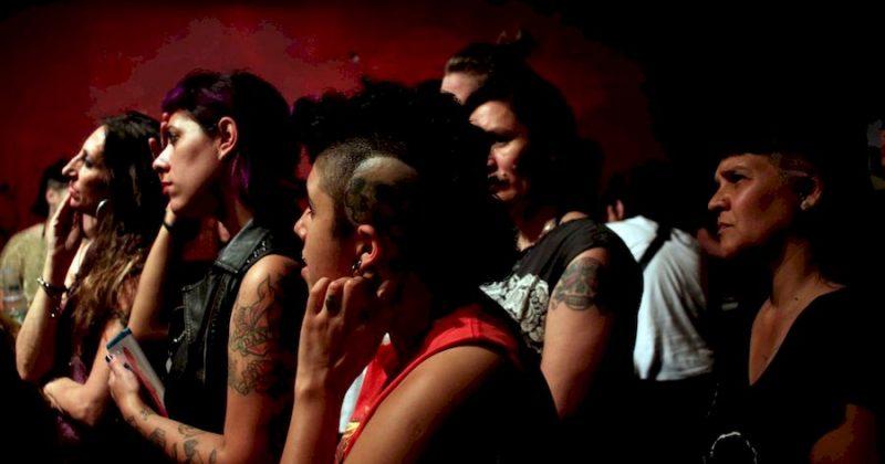 Feria del libro punk & sus derivados